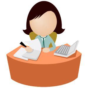 Job application letter for administrative officer